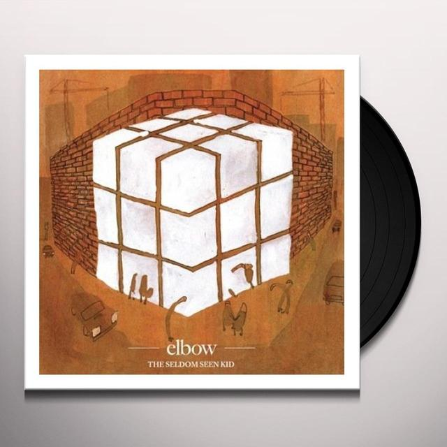 Elbow SELDOM SEEN KID Vinyl Record