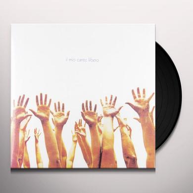 Lucio Battisti IL MIO CANTO LIBERO Vinyl Record
