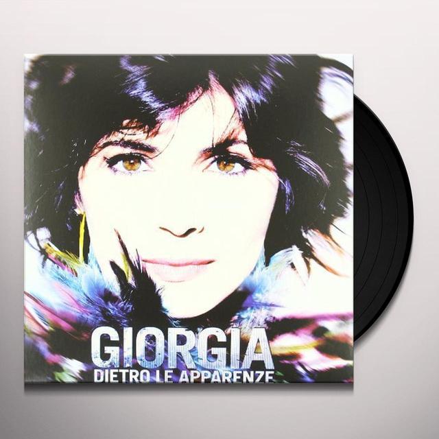 Giorgia DIETRO LE APPARENZE (GER) Vinyl Record