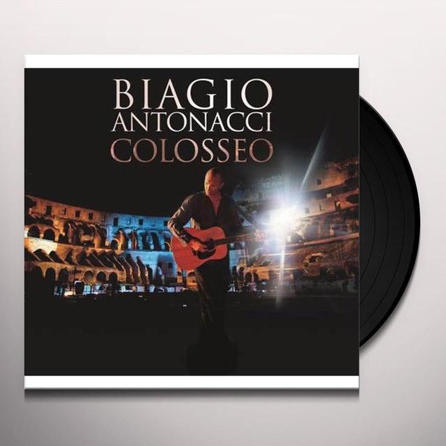 Biagio Antonacci COLOSSEO Vinyl Record