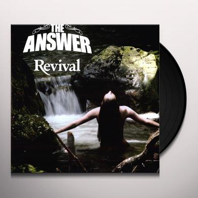 Answer REVIVAL Vinyl Record