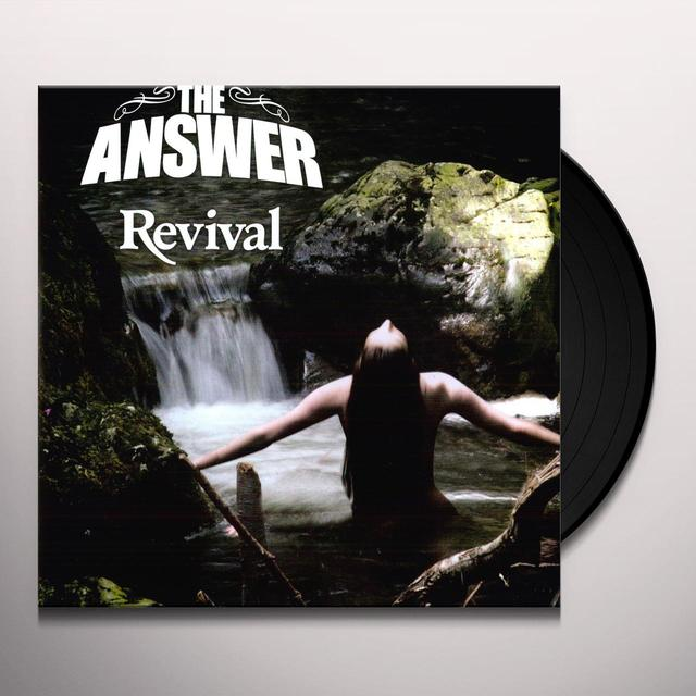 The Answer REVIVAL Vinyl Record