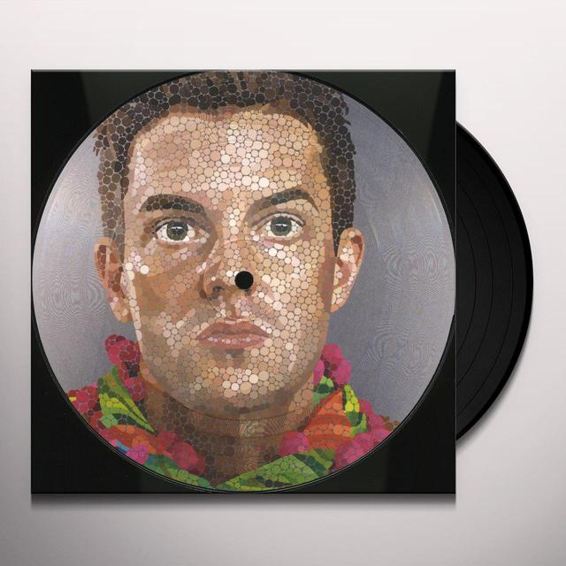 The Killers SPACEMAN Vinyl Record - Picture Disc