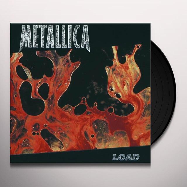 Metallica LOAD (BOX) Vinyl Record