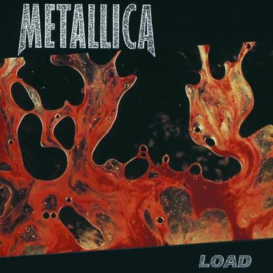 Metallica LOAD (BOX) Vinyl Record