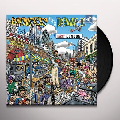 Wrongtom Meets Deemas J IN EAST LONDON Vinyl Record