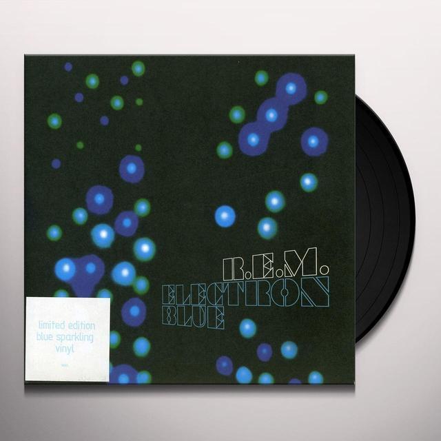R.E.M. ELECTRON BLUE Vinyl Record