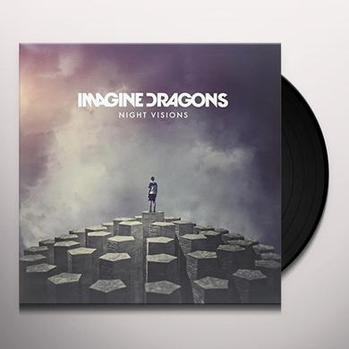 Imagine Dragons NIGHT VISIONS Vinyl Record