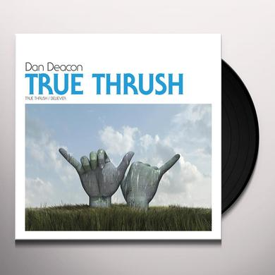 Dan Deacon TRUE THRUSH Vinyl Record