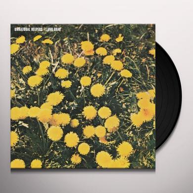 Unnatural Helpers LAND GRAB Vinyl Record