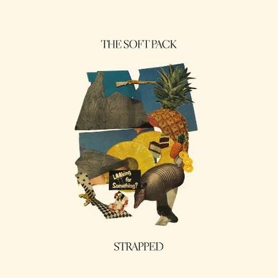 The Soft Pack STRAPPED Vinyl Record
