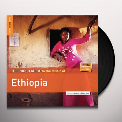 Rough Guide To Ethiopia / Various (Mpdl) ROUGH GUIDE TO ETHIOPIA / VARIOUS Vinyl Record - MP3 Download Included