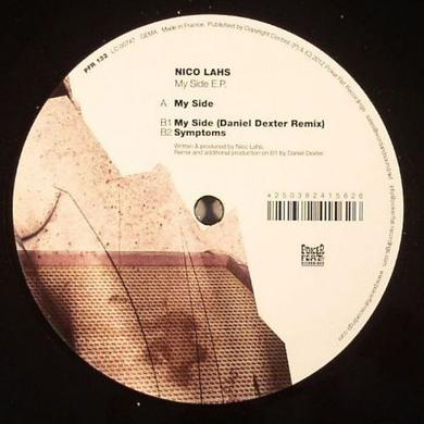 Nico Lahs MY SIDE Vinyl Record
