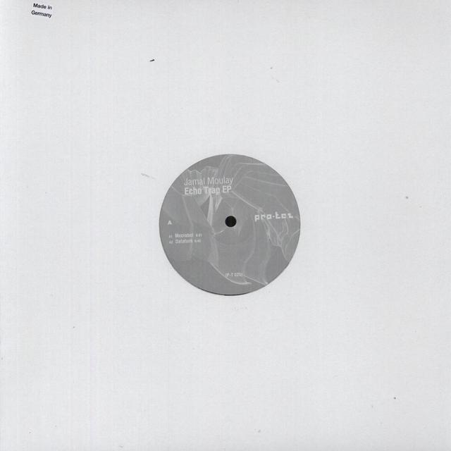 Jamal Moulay ECHO TRAP Vinyl Record