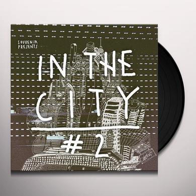 IN THE CITY 2 / VARIOUS (EP) Vinyl Record