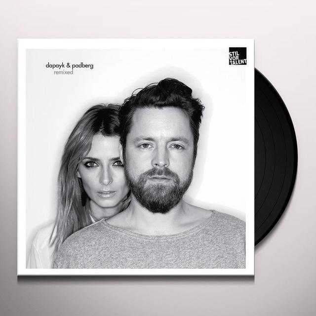 DAPAYK & PADBERG REMIXED (EP) Vinyl Record