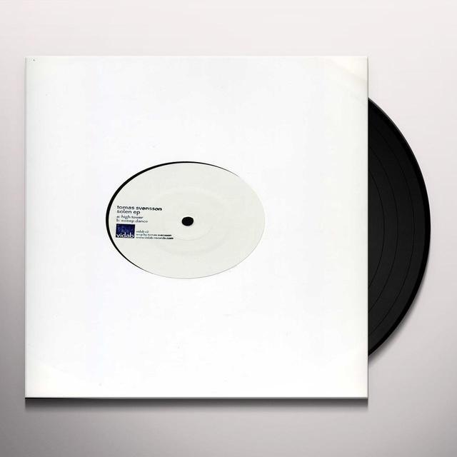 Tomas Svensson SOLEN (EP) Vinyl Record