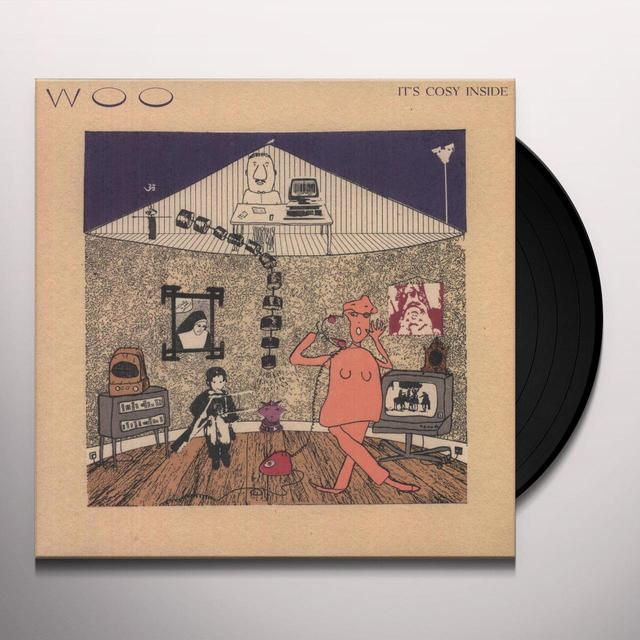 Woo IT'S COSY INSIDE (Vinyl)