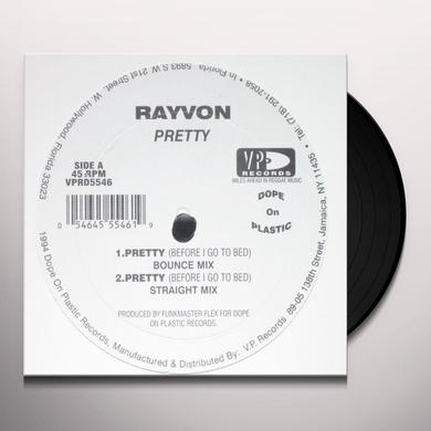 Rayvon PRETTY Vinyl Record