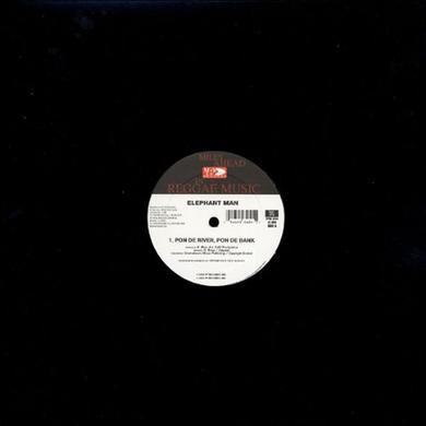 Elephant PON DE RIVER Vinyl Record