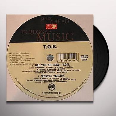 T.O.K. GAL YUH AH LEAD Vinyl Record