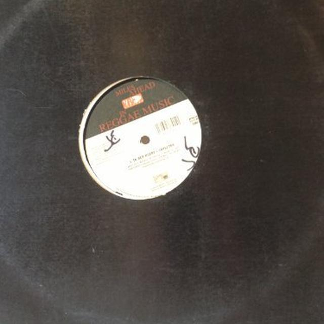 Capleton IN HER HEART Vinyl Record