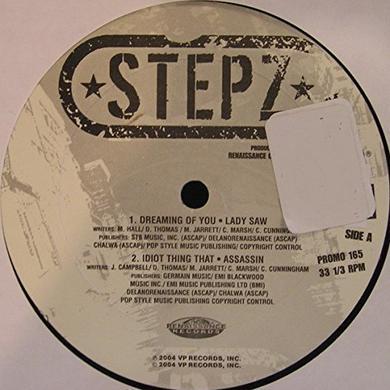 Lady I'VE GOT YOUR MAN Vinyl Record