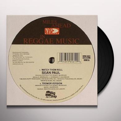 Sean Paul WATCH THEM ROLL Vinyl Record