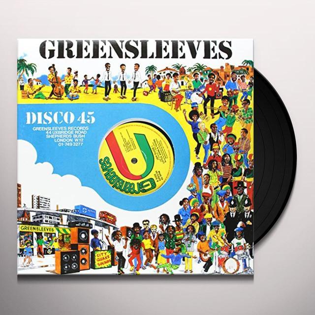 Triston ENTERTAINMENT Vinyl Record