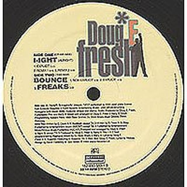 Doug FREAKS-VICIOUS Vinyl Record