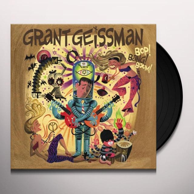 Grant Geissman BOP BANG BOOM Vinyl Record