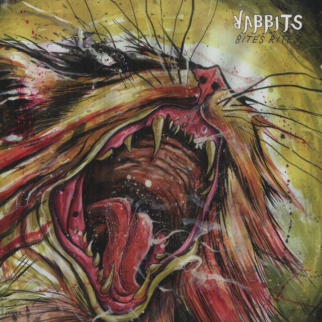 Rabbits BITES RITES Vinyl Record