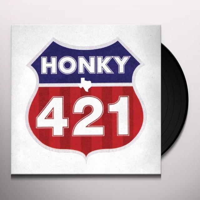 Honky 421 Vinyl Record