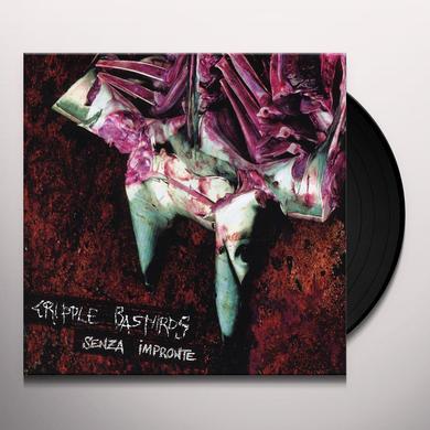 Cripple Bastards SENZA IMPRONTE Vinyl Record