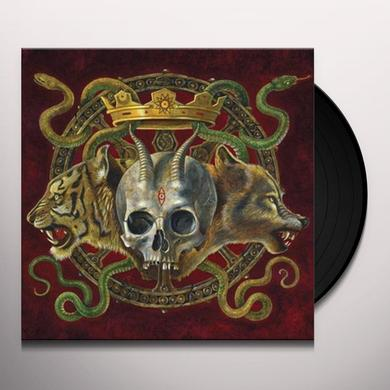 Weapon EMBERS & REVELATIONS Vinyl Record
