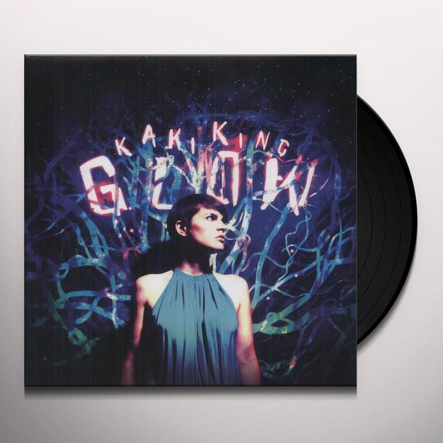 Kaki King GLOW Vinyl Record