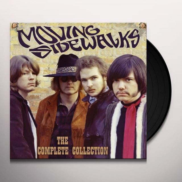 Moving Sidewalks COMPLETE COLLECTION Vinyl Record