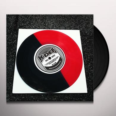K-Def GHETTOMAN'S HIDEOUT Vinyl Record