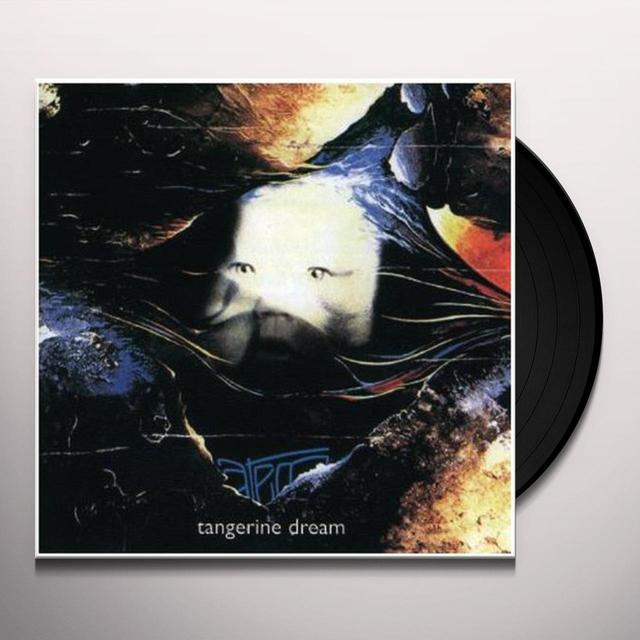Tangerine Dream ATEM Vinyl Record - UK Import