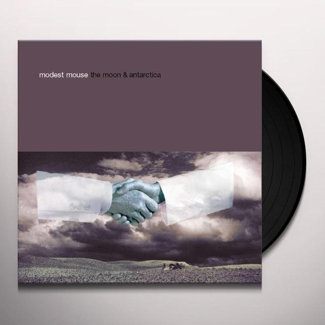 Modest Mouse MOON & ANTARTICA Vinyl Record