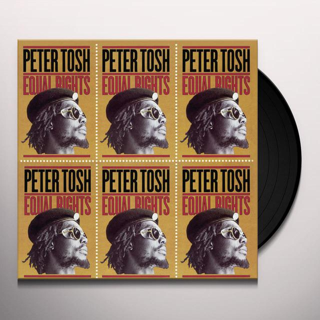 Peter Tosh EQUAL RIGHTS Vinyl Record
