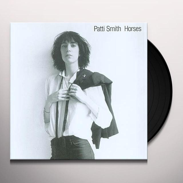 Patti Smith HORSES Vinyl Record - Holland Release