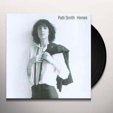 Patti Smith HORSES Vinyl Record - Holland Import