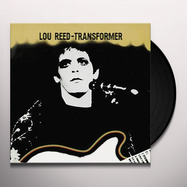 Lou Reed TRANSFORMER Vinyl Record - 180 Gram Pressing