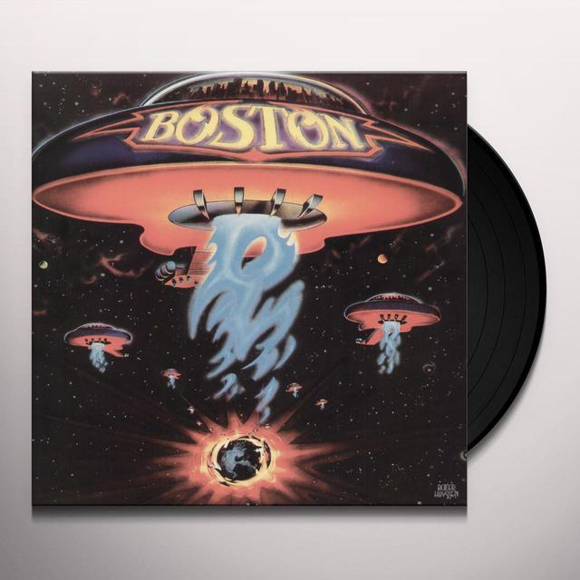 BOSTON Vinyl Record - 180 Gram Pressing