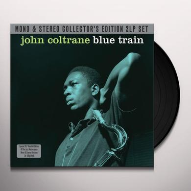 John Coltrane BLUE TRAIN Vinyl Record - UK Import