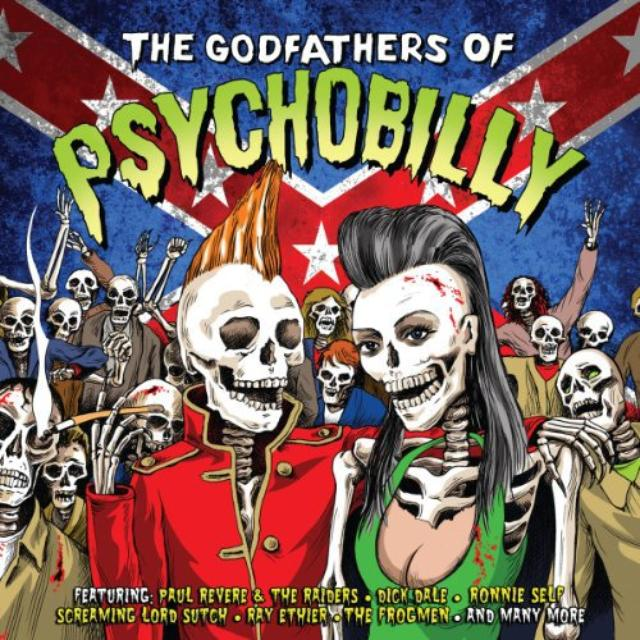 Godfathers Of Psychobilly / Various