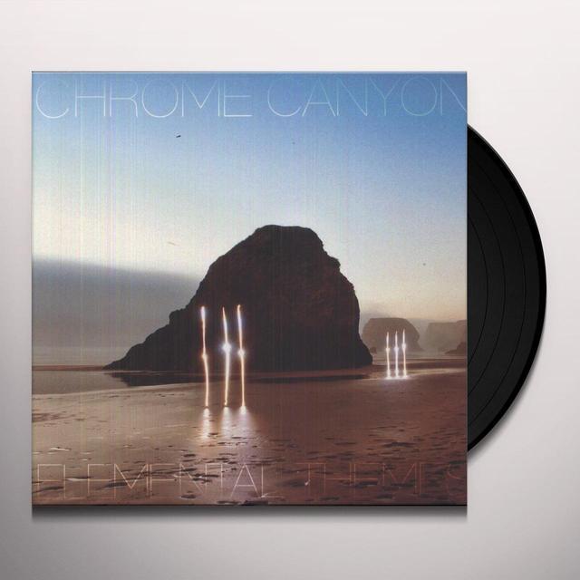 Chrome Canyon ELEMENTAL THEMES Vinyl Record
