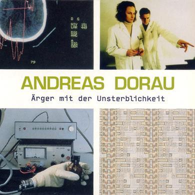 Andreas Dorau ARGER MIT DER UNSTERBLICHKEIT Vinyl Record