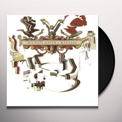 Michael Mayer MANTASY  (BOX) Vinyl Record - w/CD